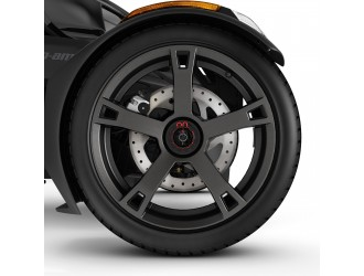 Can-am  Bombardier Wheel Accents