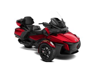 Can-Am Spyder RT LTD Deep Marsala '20