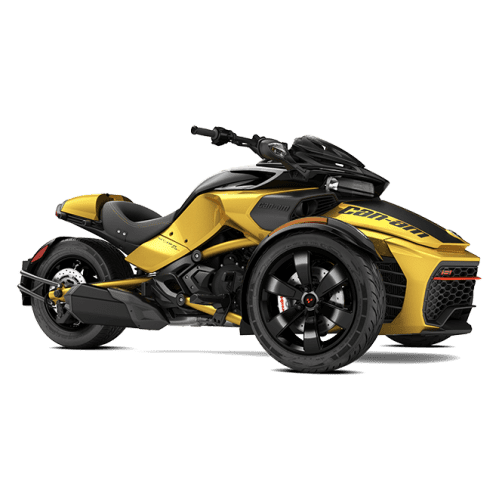 Can-Am Spyder F3-S SE6 Daytona 500 Edition '17